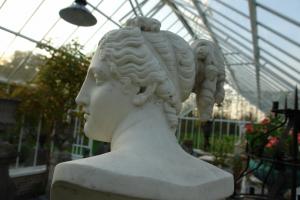 19de eeuwse marmeren buste van de Venus Italica
