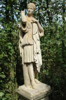 19de eeuws tuinbeeld Diana de Gabies