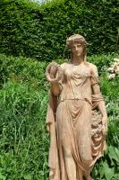 Terracotta beeld Flora