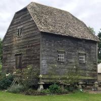 18de eeuwse Cotswolds- steen staddle stone