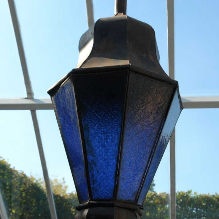 Antique French outside lantern